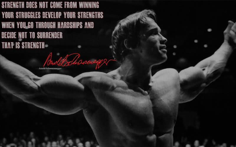 motivation Arnold